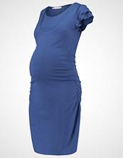 Queen Mum Jerseykjole princess blue