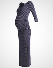 Envie de Fraise DONNA Fotsid kjole navy blue/off white