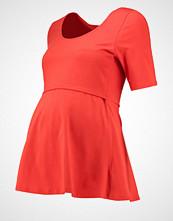 Boob Tshirts soft red