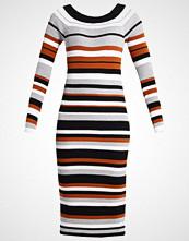 Karen Millen Strikket kjole multicolour