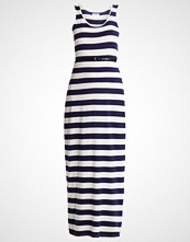 Zalando Essentials Fotsid kjole navy/offwhite