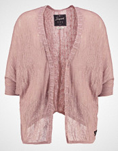 Superdry NEVADA SPRINGS Cardigan desert rose