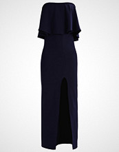 Missguided Fotsid kjole navy