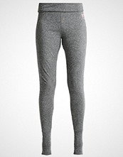 Superdry Tights speckle charcoal