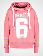 Superdry OSAKA 6  Hoodie beach pink