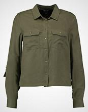 New Look Skjorte dark khaki