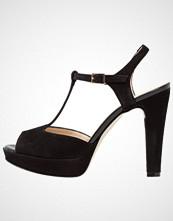 San Marina FONTAINE Sandaler med høye hæler noir