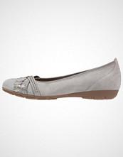 Gabor Ballerina stone/grau/argento
