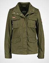 Superdry CLASSIC ROOKIE  Lett jakke vintage olive