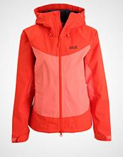 Jack Wolfskin NORTH RIDGE  Hardshell jacket flamingo