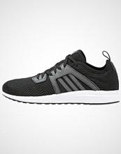 Adidas Performance DURAMA Nøytrale løpesko core black/iron metallic/white