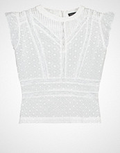 Storm & Marie ANNA Bluser bright white