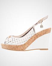 Laura Biagiotti Sandaler med høye hæler white