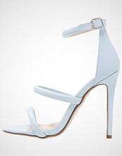 Missguided Sandaler med høye hæler blue
