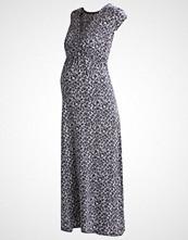Boob Fotsid kjole dark blue/offwhite