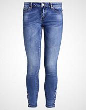 Noisy May NMEVE Slim fit jeans medium blue denim