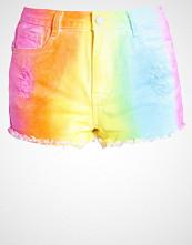 Missguided Denim shorts multicolor
