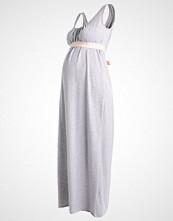 9Fashion LERI Fotsid kjole grey melange