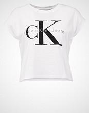 Calvin Klein TAKA Tshirts med print white