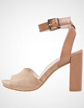 Kenneth Cole New York TOREN Sandaler med høye hæler tan/multicolor