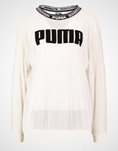Puma STREET STATEMENT Topper langermet whisper white