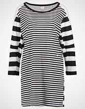 G-Star GStar XODA SPORTS DRESS 7/8 SLV Jerseykjole black/white stripe ao