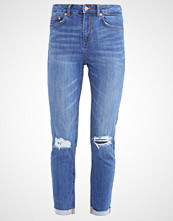 Vero Moda VMSTEPHANIE Straight leg jeans medium blue denim