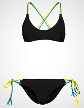 TWINTIP Bikini black/yellow/mint