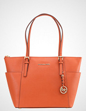 Michael Kors JET SET Håndveske orange