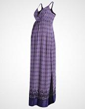 Seraphine HALLE Fotsid kjole blue