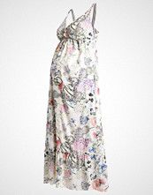 9Fashion CLEOPATRA Fotsid kjole offwhite