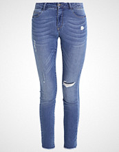 Only ONLCARMEN Slim fit jeans medium blue denim