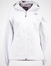 The North Face QUEST Hardshell jacket white