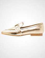 Office LEER Slippers gold