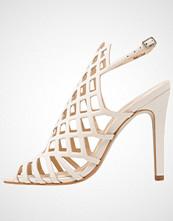 Mai Piu Senza Sandaler med høye hæler ivory