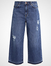 Only STUSTUDIO2 Straight leg jeans medium blue denim
