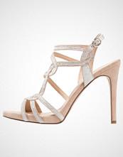 Minelli Sandaler med høye hæler poudre/argent