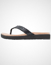 UGG Australia LORRIE Flip Flops black