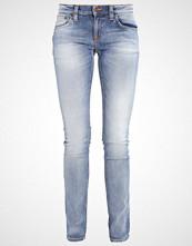 Nudie Jeans LONG JOHN Slim fit jeans clean stone indigo