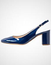 Högl Klassiske pumps blue