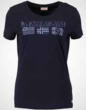 Napapijri SHALVEY Tshirts med print blue marine