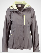 Columbia POURING ADVENTURE Hardshell jacket sedona sage