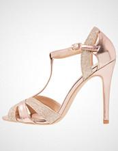Glamorous Sandaler gold glitter
