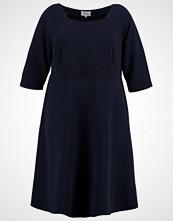 Zizzi Jerseykjole dark blue