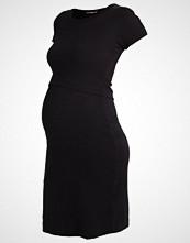 Queen Mum Jerseykjole black