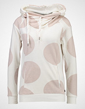 Only ONLPLET JALENE  Hoodie cloud dancer/rose dust