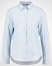Only ONLLAURA Skjorte light blue denim