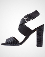 Office SLIPWAY Sandaler med høye hæler black