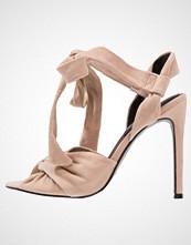 Kendall + Kylie DELILAH Sandaler med høye hæler nude