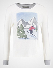 Abercrombie & Fitch Topper langermet white